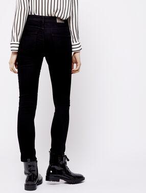Jean slim noir.