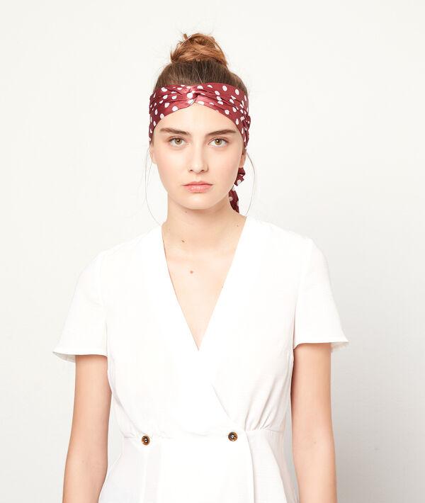 Duo de foulard