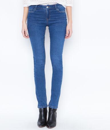 Jean slim bleu stone.