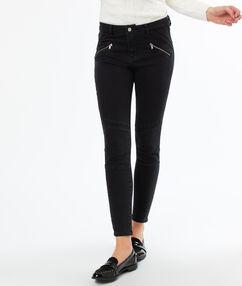 Jean slim black.