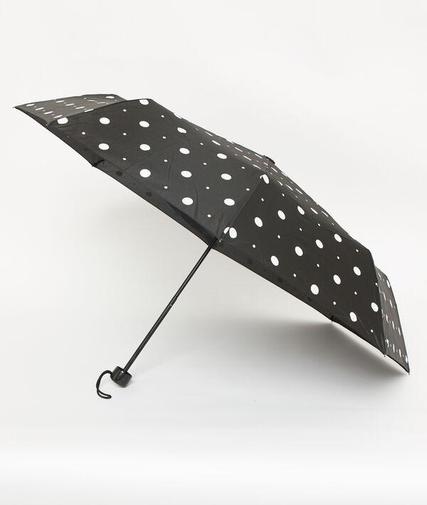 Parapluie à pois