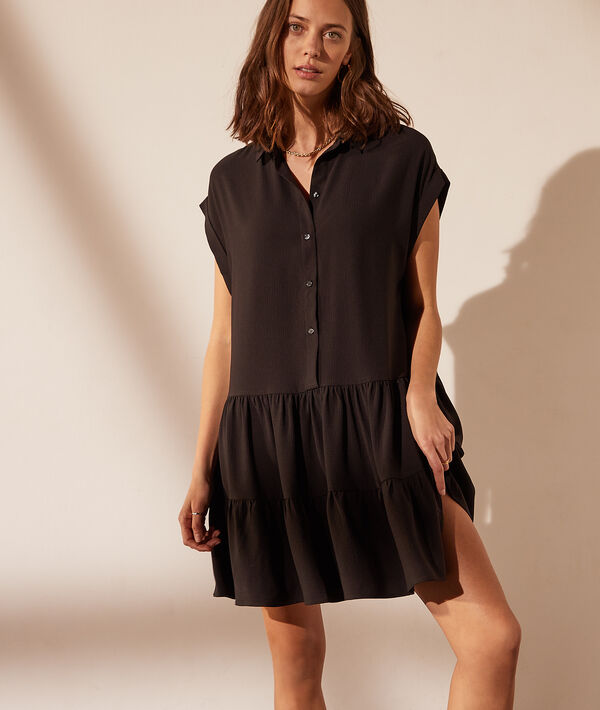 Robe chemise évasée
