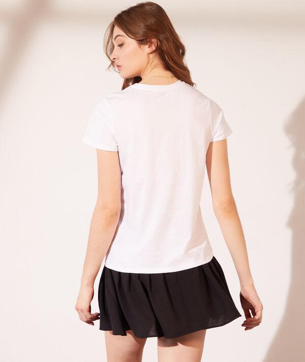 """T-shirt lunes à sequins """"Choose your moon"""""""