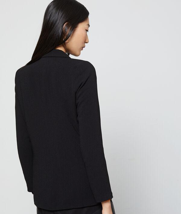 Veste de tailleur doublure colorée