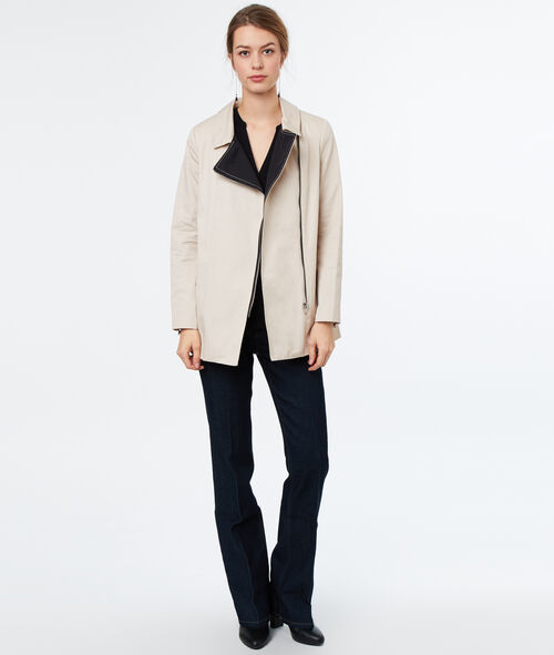 Trench court 100% coton
