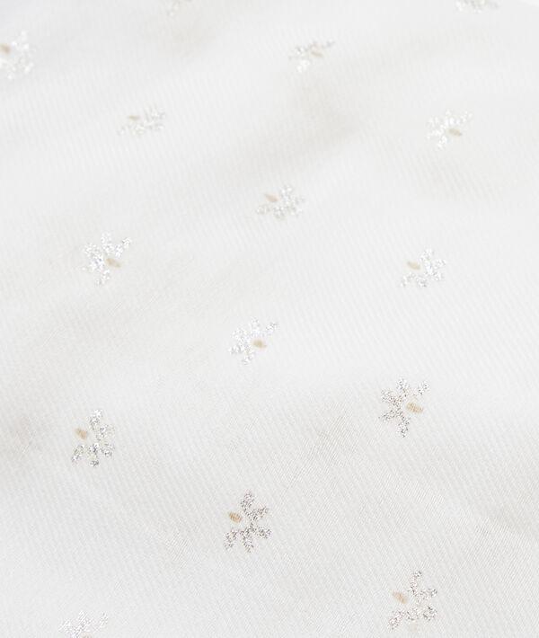 Foulard à motifs floral