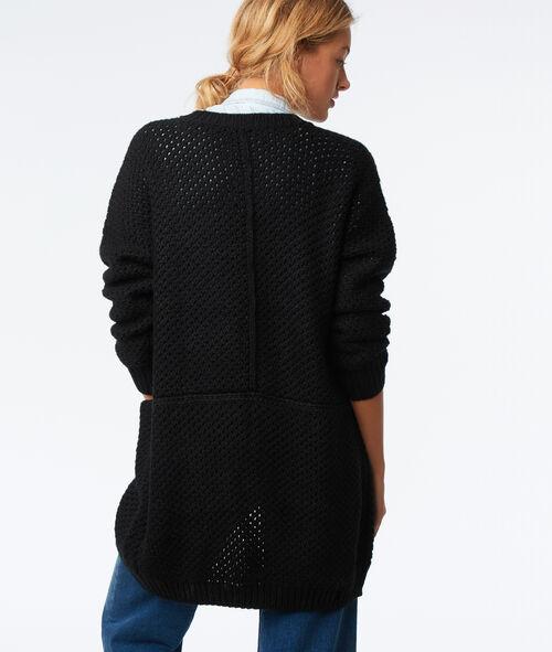 Gilet tricoté