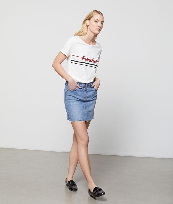 """T-shirt brodé """"Frenchie"""""""