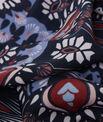Foulard imprimé floral