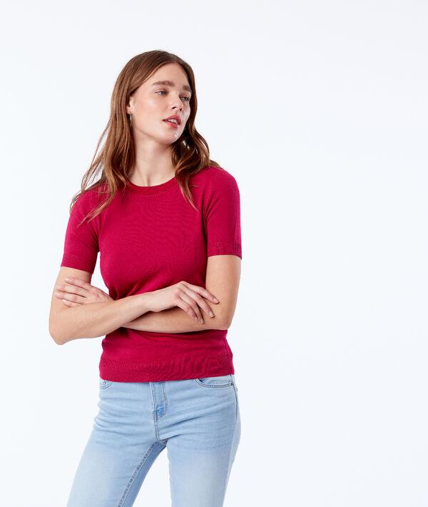 T-shirt en maille fine