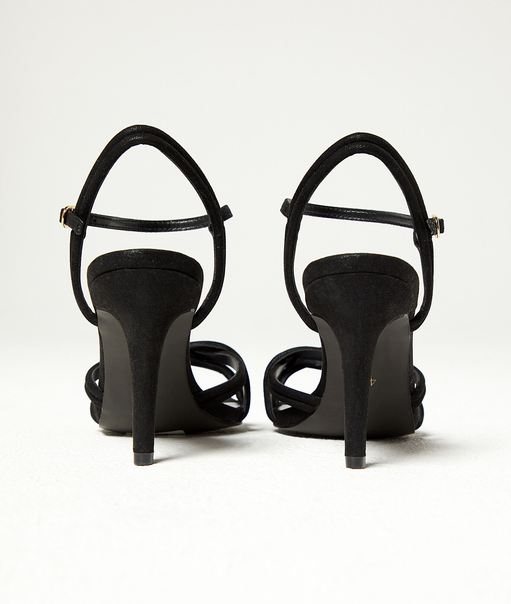 Sandales à talons FRAMBOISE ETAM