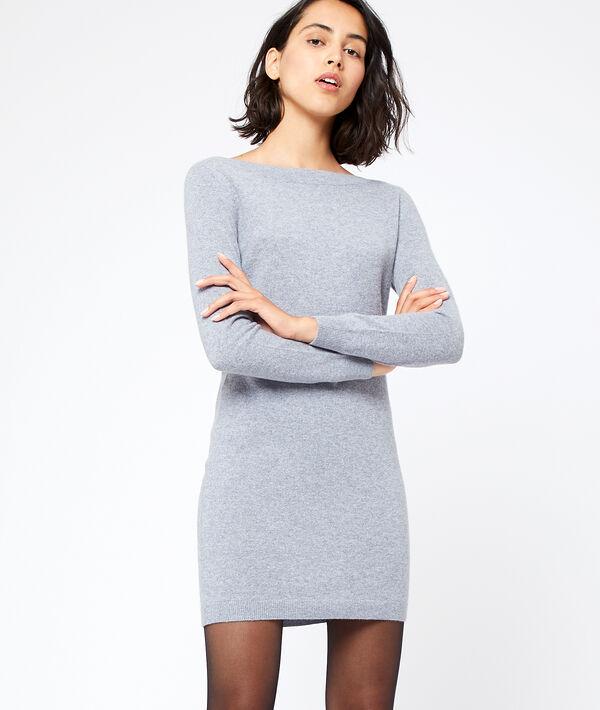 gamme de couleurs exceptionnelle 2019 meilleures ventes découvrir les dernières tendances Robe pull en cachemire