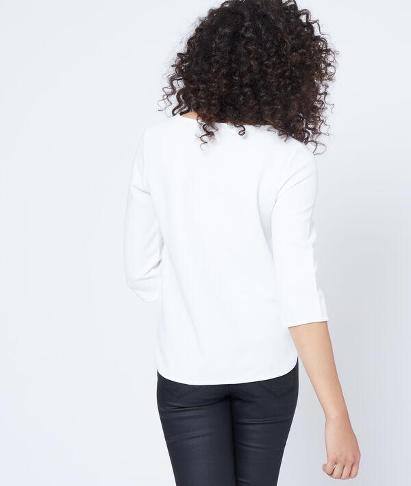 Sweat-shirt à col rond
