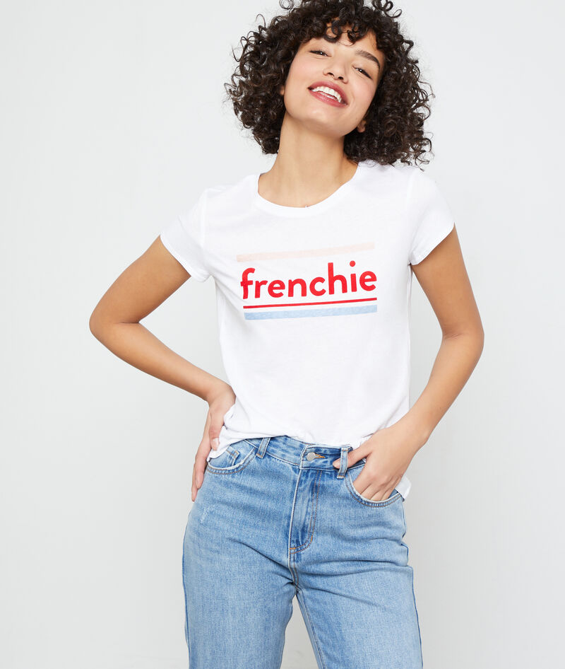 "T-SHIRT ""FRENCHIE"""