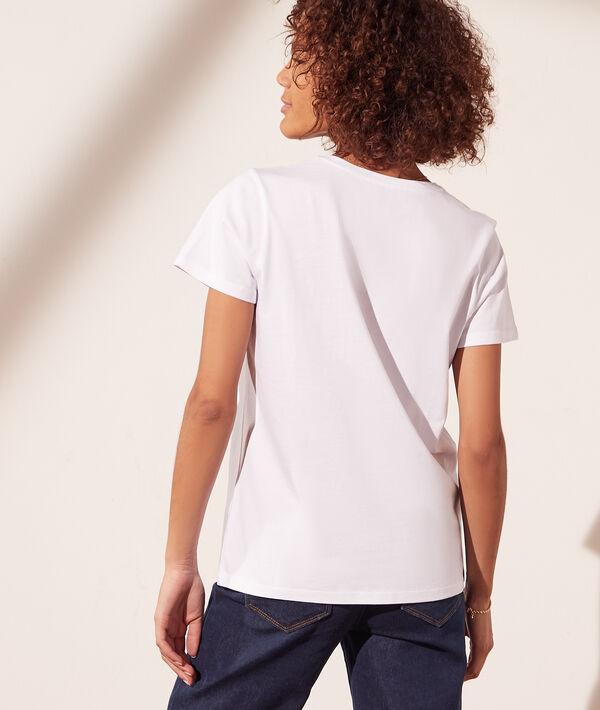 "T-shirt ""Culottée"""