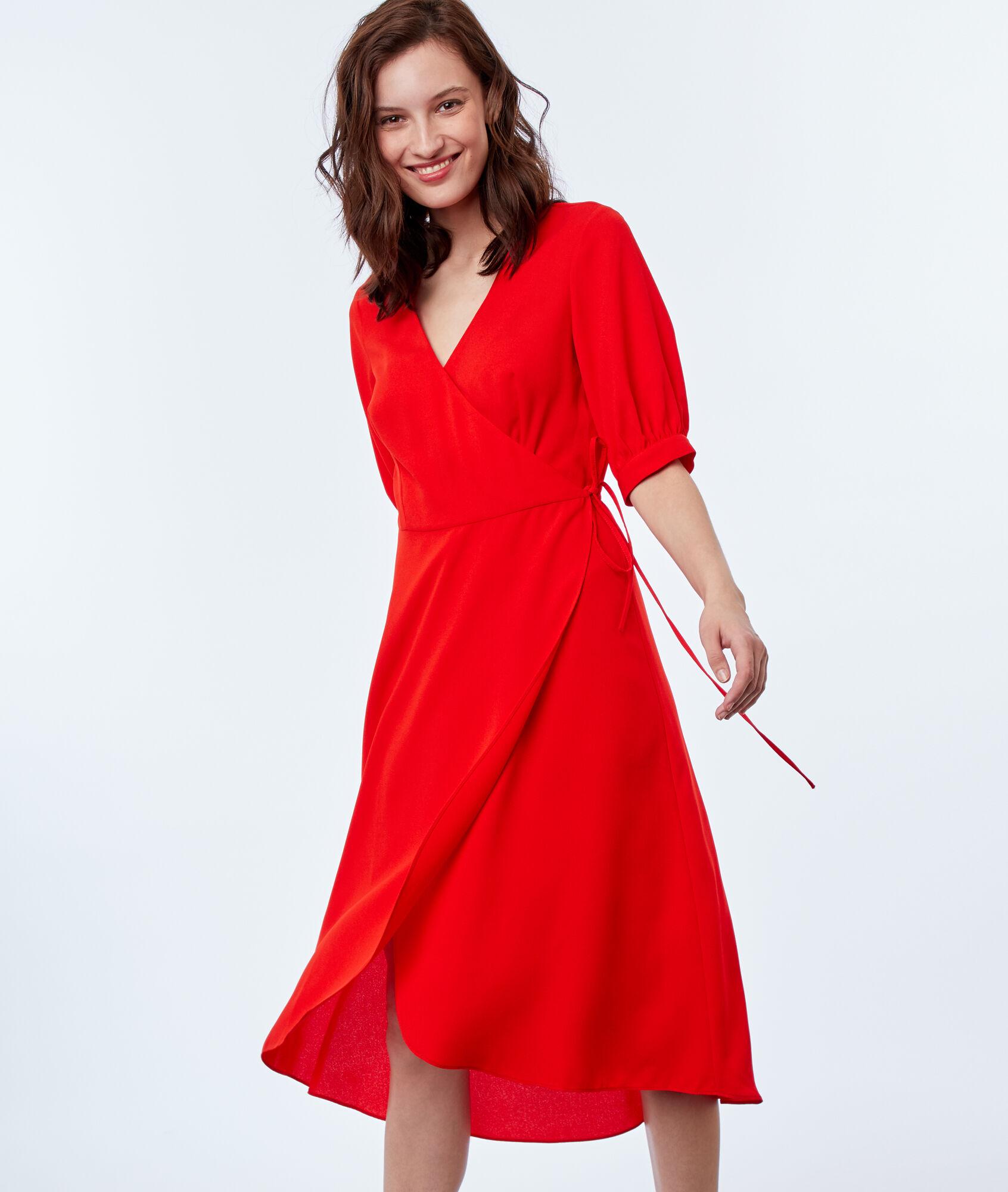 prix compétitif 02e77 b358f Robe portefeuille taille 46 – Modèles populaires de robes