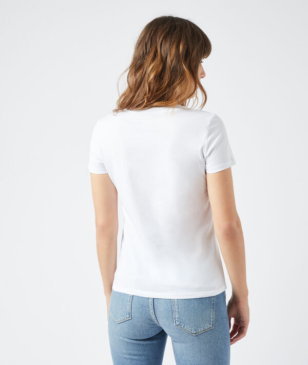 "T-shirt ""Elegance is an attitude""'"