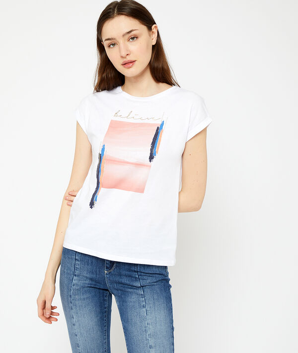 """T-shirt """"Believe"""""""