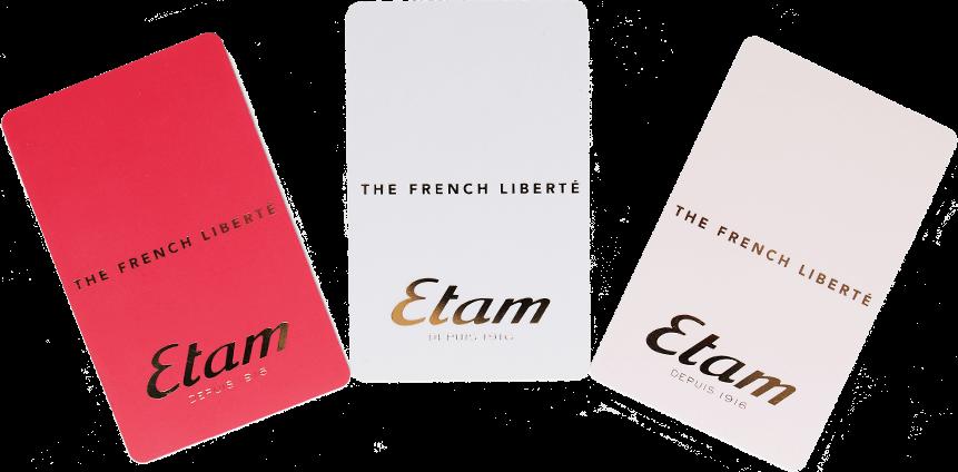 Etam - Boutique cadeau