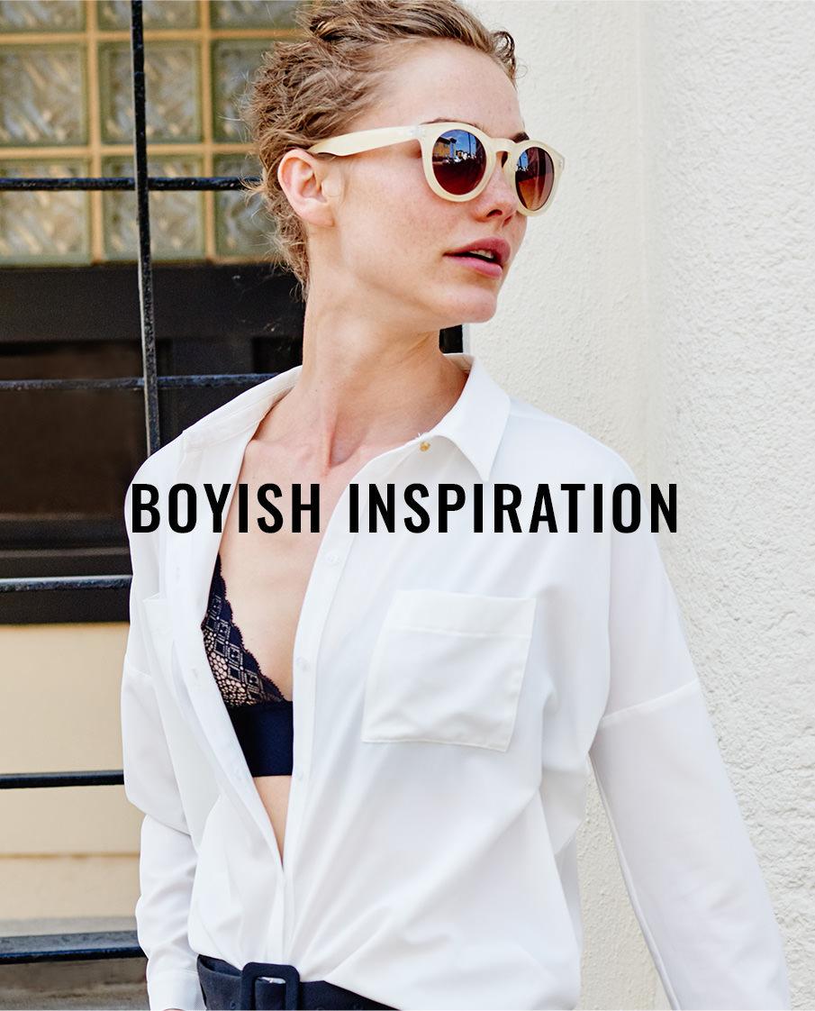 BOYISH INSPIRATION