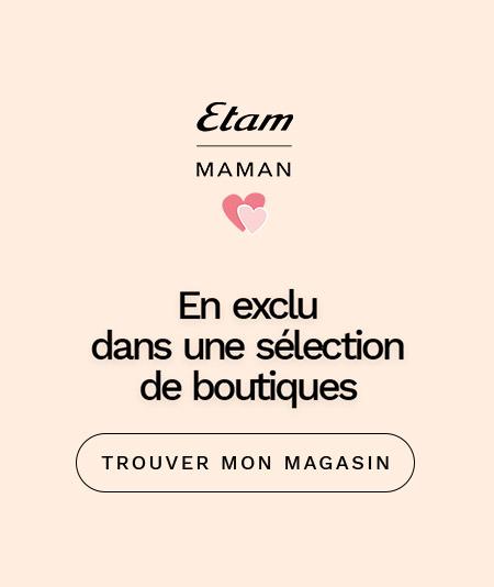 Toutes les boutiques où découvrir notre lingerie maternité - ETAM