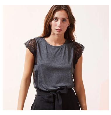 Tops & Tee-shirts - ETAM Soldes