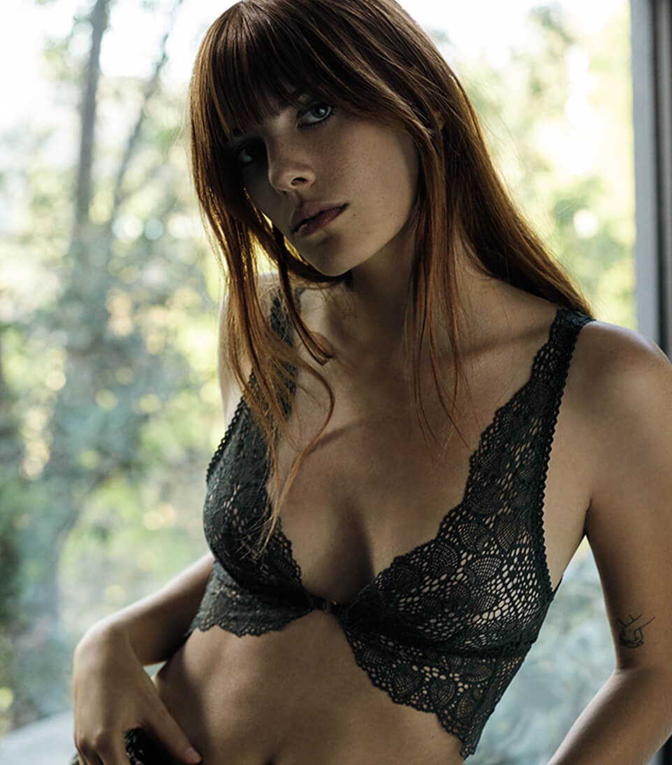 Collection Lingerie - Soutiens-gorge sans coque