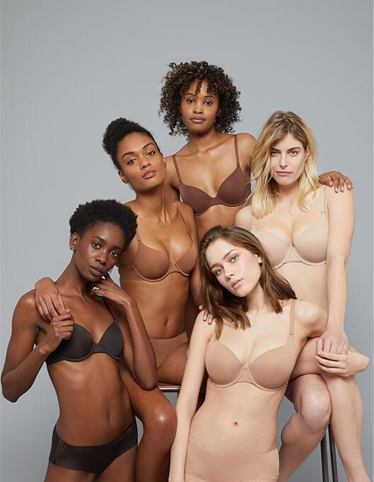 groupe women underwear