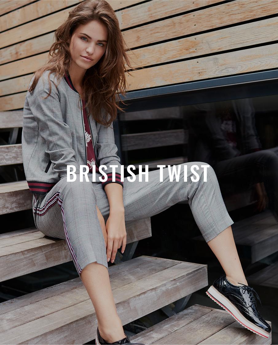 BRITISH TWIST