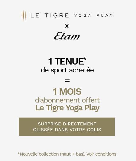 Offre Tigre Yoga Play